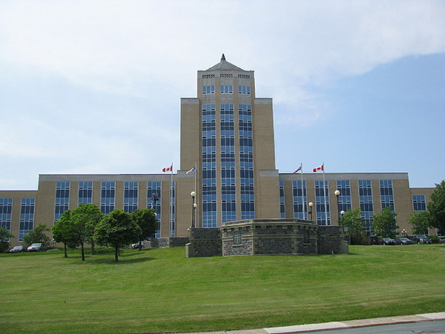 Confederation Building